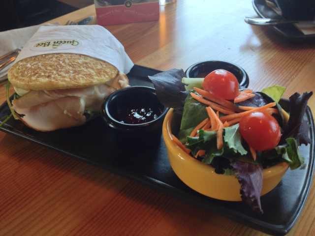 sandwich queen bee