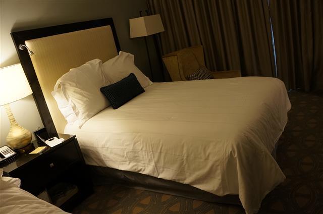 Omni New Orleans room